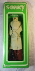 "1976 Sonny Designer Collection Clothing ""Private Eye "" Bob Mackie Mego Corp NIB"
