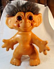 "Vintage DAM Things Establishment 12"" Troll 1964 DENMARK IGGY NORMOUS"