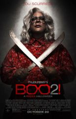 BOO 2 A MADEA HALLOWEEN MOVIE POSTER 2 Sided ORIGINAL 27x40 TYLER PERRY #T3