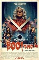 Boo Two! A Madea Halloween Original 27 X 40 Theatrical Movie Poster #T4