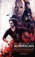 AMERICAN ASSASSIN - 2017 - original D/S 27X40 Movie Poster- DYLAN O'BRIEN #T11
