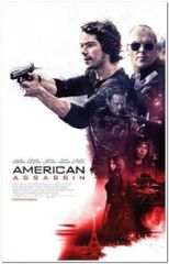 AMERICAN ASSASSIN - 2017 - original D/S 27X40 Movie Poster- DYLAN O'BRIEN #T12