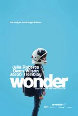 Wonder Movie Poster 27x40 - Theater Original - Double Sided #T17