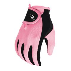 Radians Rdsg-16S Shooting Gloves, Pink/Black Small #6754