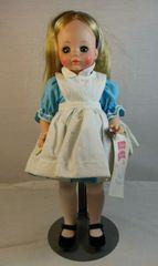 """Madame Alexander Doll """"Alice in Wonderland"""""""