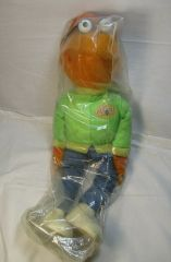 Vintage 1978 The Muppet Show Scooter Doll