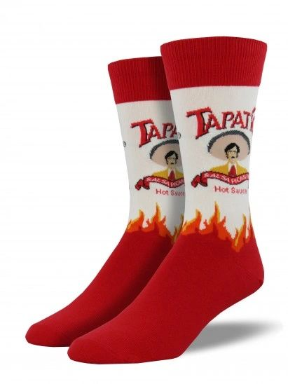 Crew Socks Mens TAPATIO