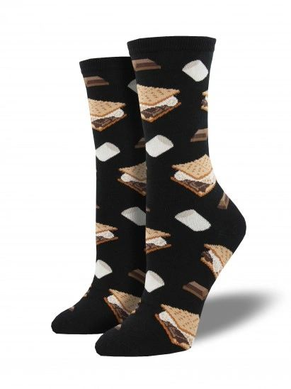 Crew Socks Women SMORES