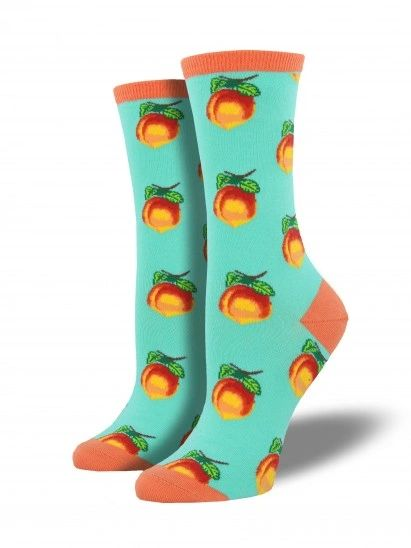 Crew Socks Women PEACHES