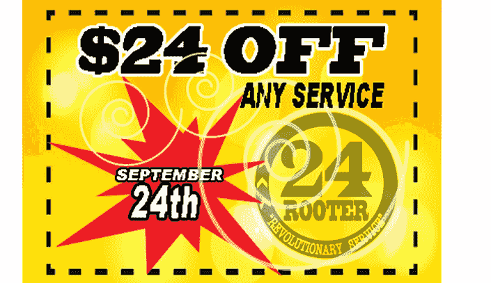 yakima sewer cleaning rooting or repair coupon 24 rooter service