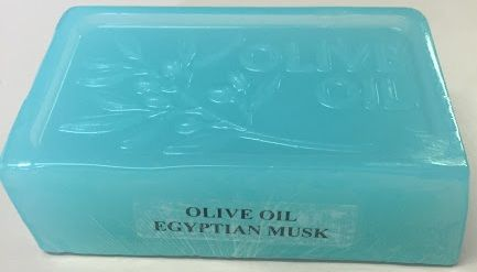 Natural Olive Oil Egyptian Musk