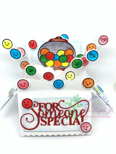 Strange For Someone Special Candy Box Card Handmade Cards Greeting Funny Birthday Cards Online Unhofree Goldxyz