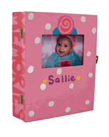 Personalized Girls Memory Box- Pink-Hand Painted