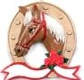 Horse Personalized Ornament