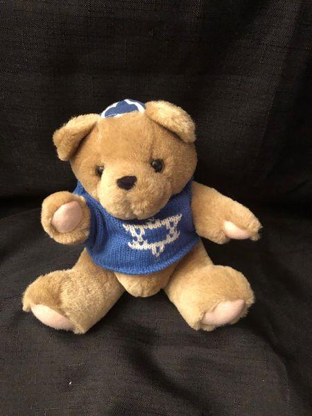 Mini Brown Chanukah Bear