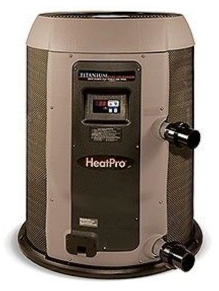 Rat Proof Hayward HeatPro Heat Pump