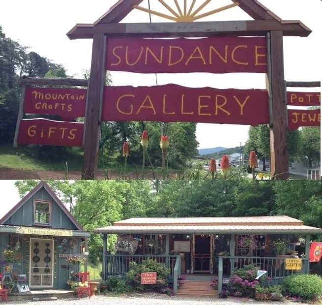 Sundance Gallery Gifts is a charming gallery style gift shop located in the beautiful North Georgia