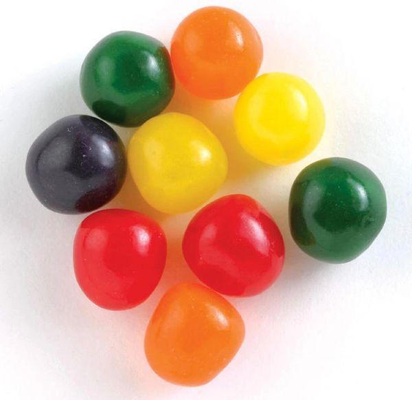 Assorted Fruit Sour Balls