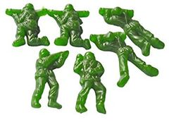 Gummy Army Men