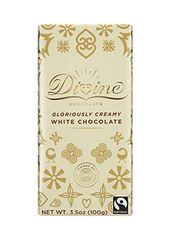 Divine Creamy White Chocolate
