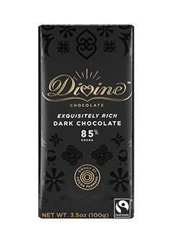 Divine Exquisitely Rich Dark Chocolate