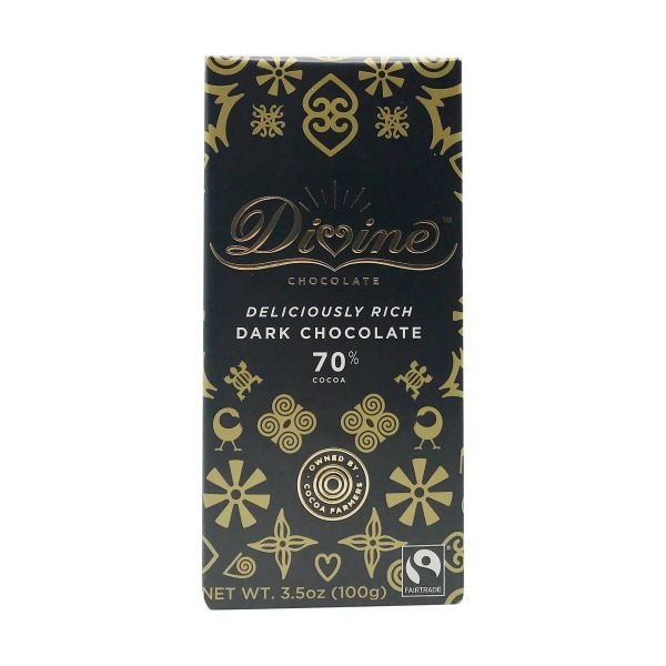 Divine Deliciously Rich Chocolate