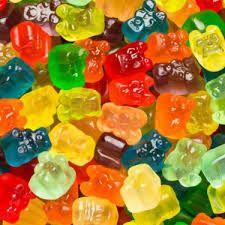 12 Flavor Gummi Bear Cubs