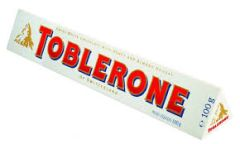 White Toblerone