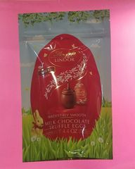 Lindt Milk Chocolate Truffle Eggs