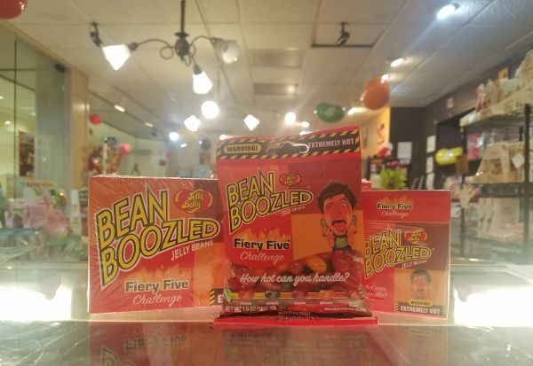 Jelly Belly Bean Boozled 4.25oz box