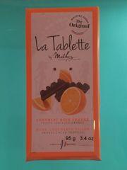 La Tablette- orange