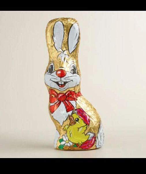 Large Chocolate Bunny