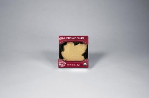 1.5 oz Maple Sugar Leaf Candy