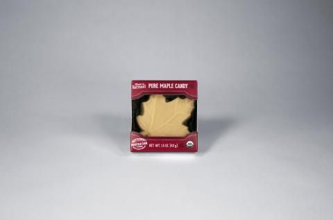 1 oz Pure Maple Leaf Candy