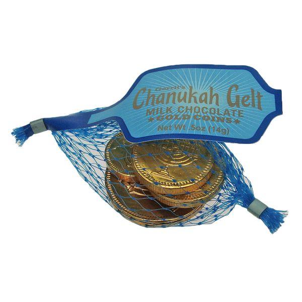 Chanukah Gelt