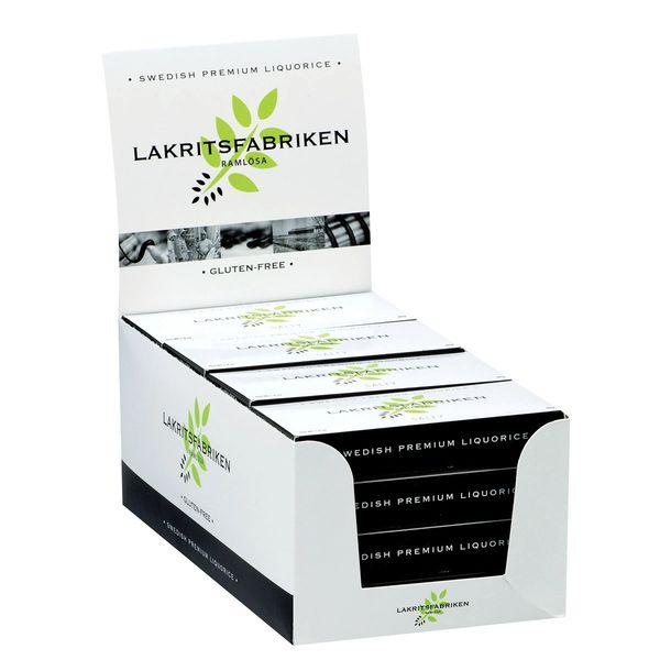 Lakritsfabriken Salty Licorice