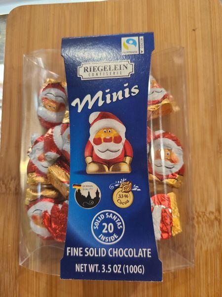 Mini Santas