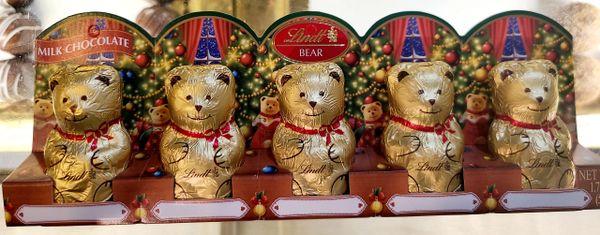 Lindt Bears