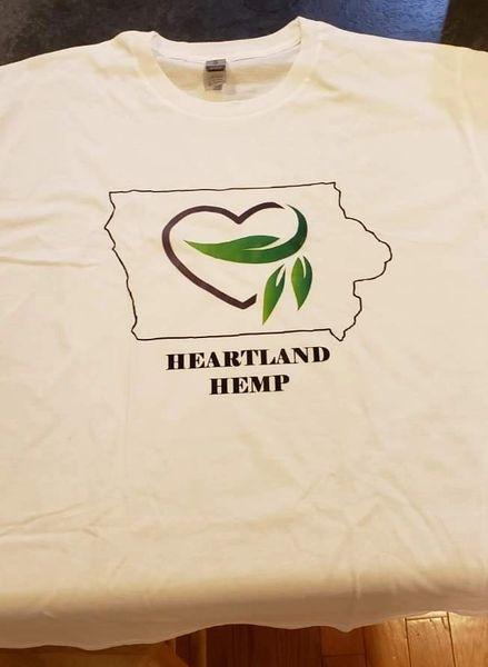Heartland Hemp Tshirt