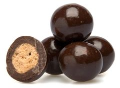 Dark Chocolate Triple Dipped Malt Balls