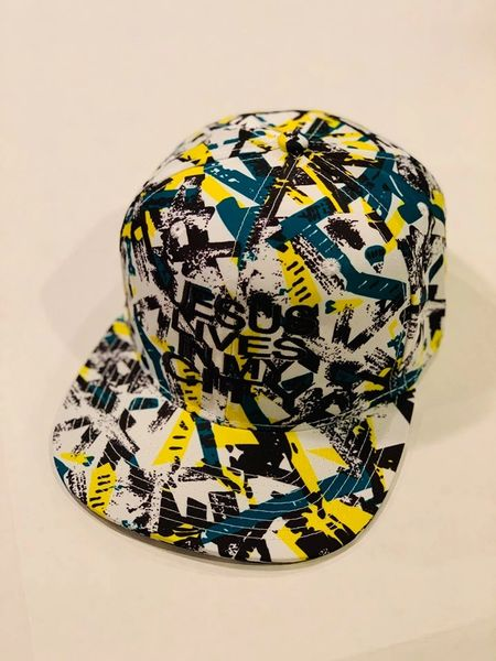 Jlimc - Jesus Lives In My City Snap Back Hat Cap California Style