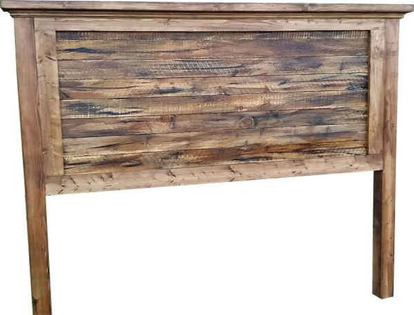 Texas Pallet Wood Headboard