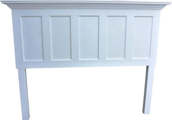 5 Panel Vintage Door Headboard