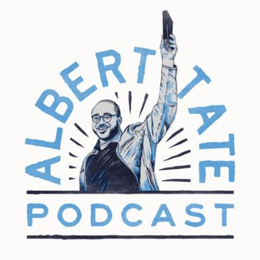 Justin Herman Albert Tate Podcast for Pastors Podcasters Consultant