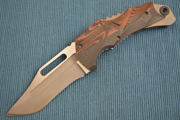 Mikkel Willumsen Urban Tactical Custom CWC, IKBS