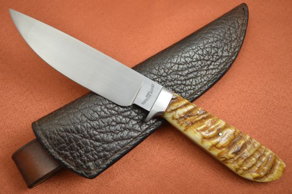 Billy Bob Sowell, J.S. Sheephorn Hunter, Buffalo Sheath (SOLD)