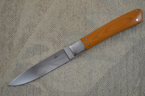 Jim Lee Handmade Fixed Blade Hunting Utility Knife (SOLD)