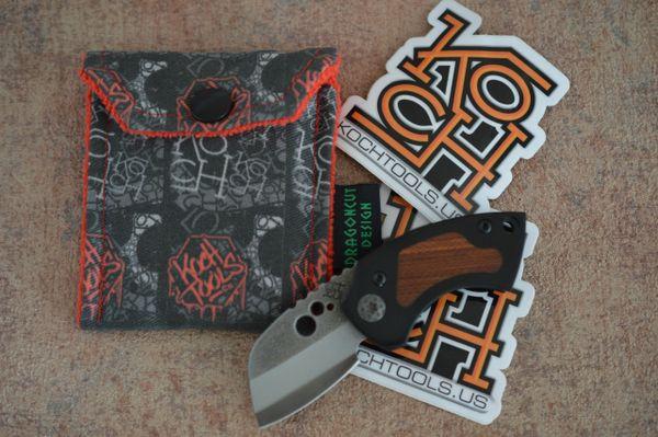 Koch Tools Custom GNAT Friction Folding Knife (SOLD)