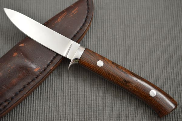 George Herron Model 1 Cocobolo Hunter