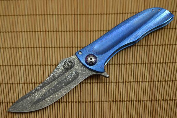 John Gray SPLITTER Variant Frame-Lock Flipper